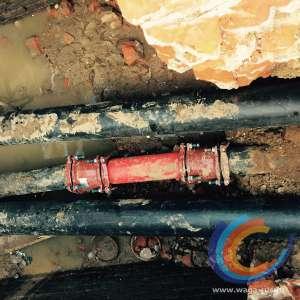 Срочный ремонт пожарного водопровода д. Путилково